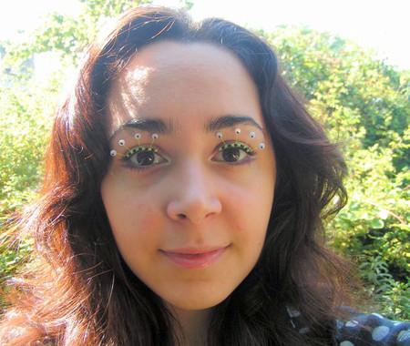 Почему бы не украсить ресницы?)) Идеи Natalie Russo — фото 20
