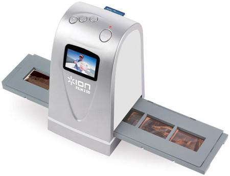 Симпатичный компактный сканер — оцифровыватель