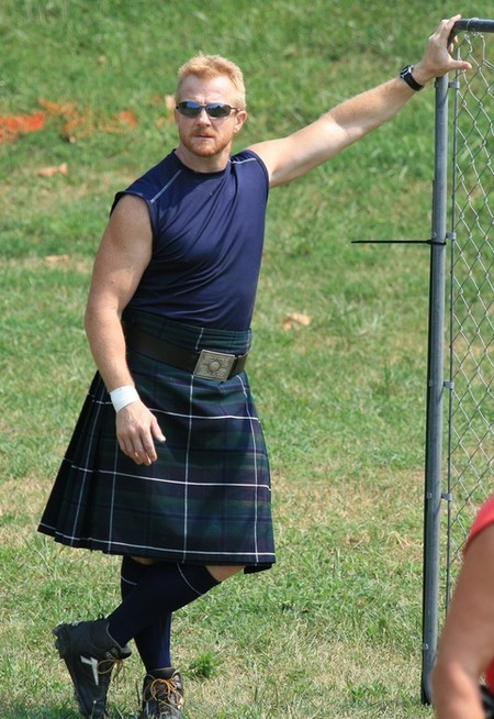 Килты и другие мужские юбки – быть или не быть?)) — фото 35