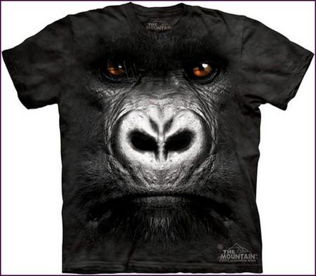 Настоящий звериный принт на футболках The Mountain — фото 12