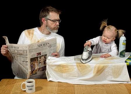 Папа и дочь – истории в картинках. Фото Дэйва Энглдау — фото 40
