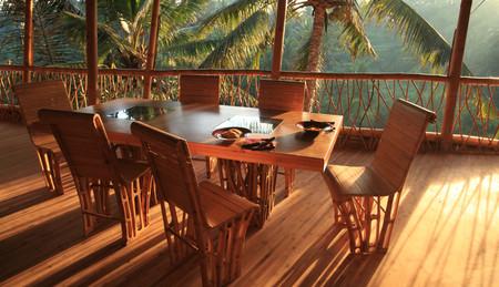 Бамбуковый оазис - Green Village на острове Бали — фото 27