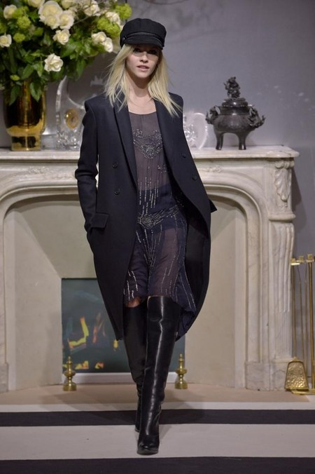 H&M выходит на подиумы – коллекция осень-зима 2013-2014 — фото 18