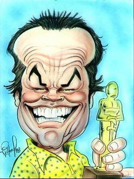 Современные карикатуры на голливудских звезд — фото 23