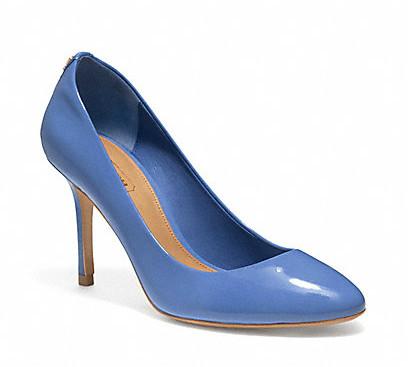 Коллекция обуви от Coach весна-лето 2013 – каблуки, платформа, мокасины, сандалии! — фото 22