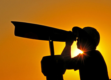 Силуэты в закатах и рассветах – снимки Ти Джея Скотта — фото 20