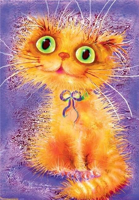 Коты и кошки Бориса Касьянова — фото 13