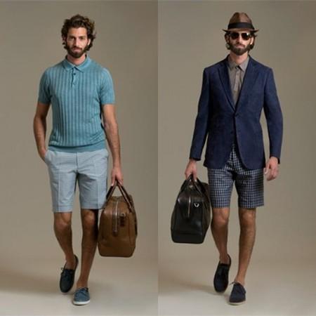 Немного цвета для мужчин – коллекция Brioni сезона весна-лето 2013 — фото 28