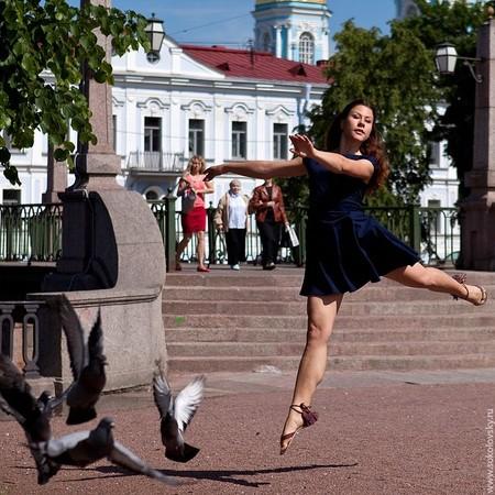 Дарья Дудник, классический балет, набережная л-та Шмидта