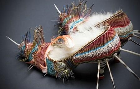 Туфли, похожие на скульптуры (или наоборот) от Марины Демпстер — фото 14