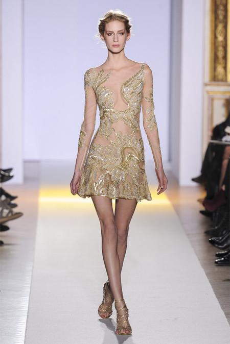 Весенняя коллекция 2013 роскошных платьев Zuhair Murad — фото 9