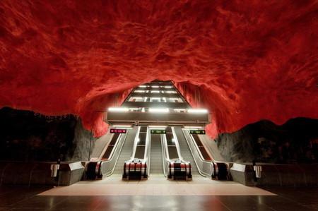 Метро, ради которого стоит приехать в Стокгольм! — фото 5