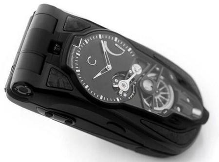 Механические часы в мобильном телефоне. Новый OptiC GMT — фото 2