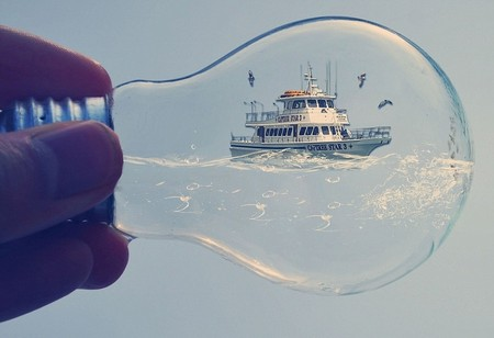 Волшебные лампочки на фотографиях Адриана Лимани — фото 25