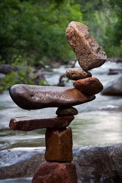 Невозможная грация камней – творчество Майка Граба — фото 15