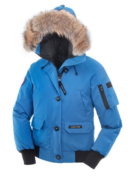 Женская коллекция от Canada Goose зима 2013 – самая теплая мода — фото 10