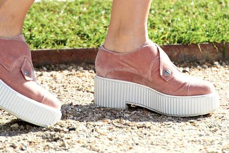 Флатформы, они же криперы, они же криперсы – еще один популярный обувной тренд — фото 26