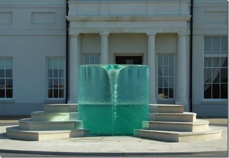 Самые необычные и красивые фонтаны. Но не все ))) — фото 38
