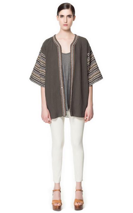 Весна 2013 – что новенького в Zara? — фото 20