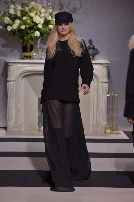 H&M выходит на подиумы – коллекция осень-зима 2013-2014 — фото 25