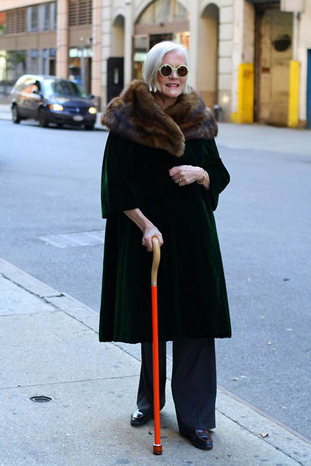 Стильные старушки – проект «Advanced Style» Ари Сет Коэна — фото 19