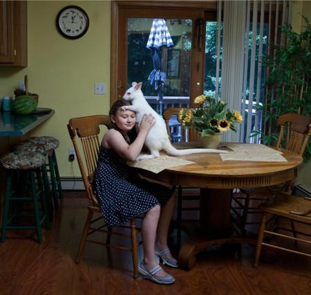 Фотопроект Amelia's world – животные в мире одной девочки — фото 21