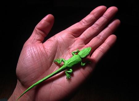 Брайан Чен – мастер самого реалистичного оригами — фото 18