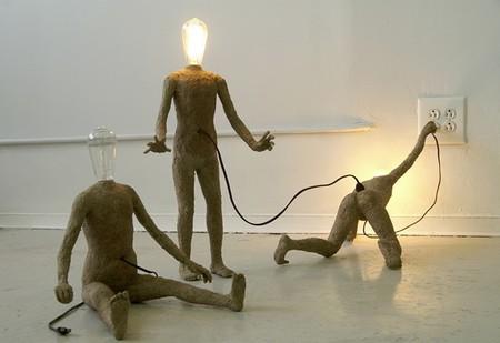 Светлые головы – человечки Lightbulb People — фото 7