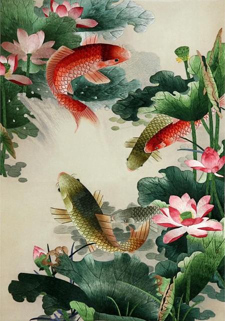 Сучжоуская вышивка – еще один китайский эксклюзив — фото 66