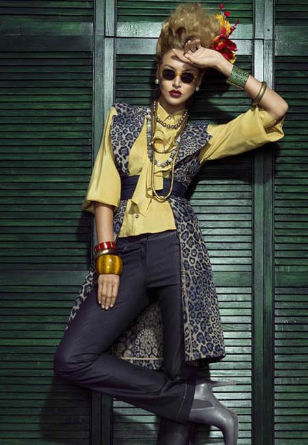 Весенняя коллекция 2013 от M.Reason – модные фантазии российских модельеров — фото 4