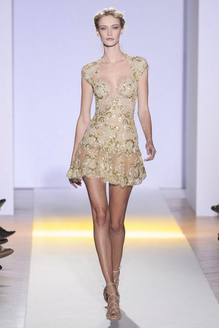 Весенняя коллекция 2013 роскошных платьев Zuhair Murad — фото 4