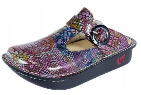 Обувь из Калифорнии – сабо ALEGRIA — фото 22