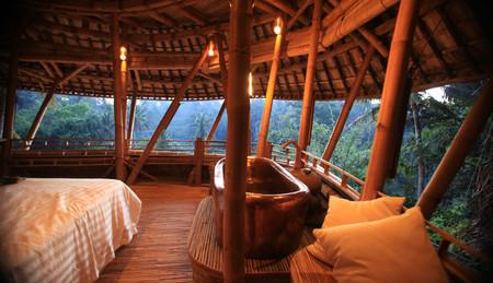 Бамбуковый оазис - Green Village на острове Бали — фото 29
