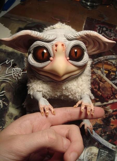 Милые монстры – игрушки Марии Santani — фото 36
