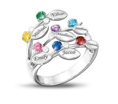 Мамины кольца – хорошие традиции стОит перенимать )) — фото 25