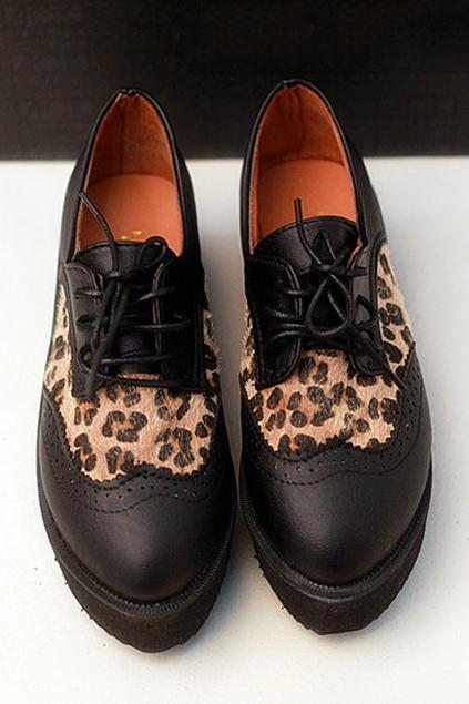 Флатформы, они же криперы, они же криперсы – еще один популярный обувной тренд — фото 48