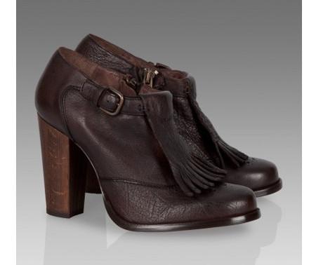 Коллекция женской обуви Paul Smith 2012 — фото 2