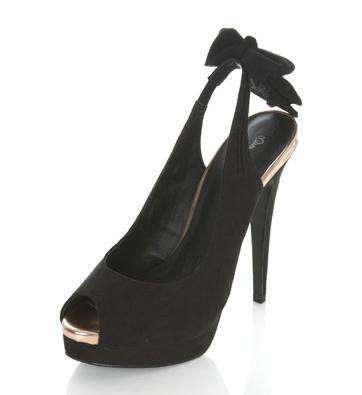 Miss Selfridge - бренд только для модниц! Обувь сезона 2012 — фото 19