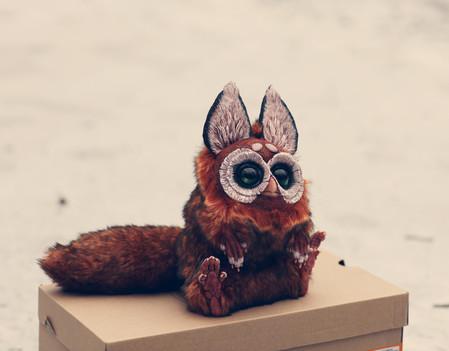 Милые монстры – игрушки Марии Santani — фото 42