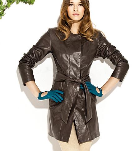 Ochnik – польский «кожаный» бренд. Женская коллекция 2012 — фото 3