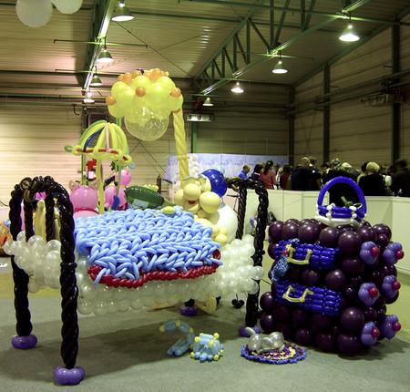 Твистинг – скульптуры из воздуха, или надувательство ))) Фигуры из воздушных шариков — фото 42