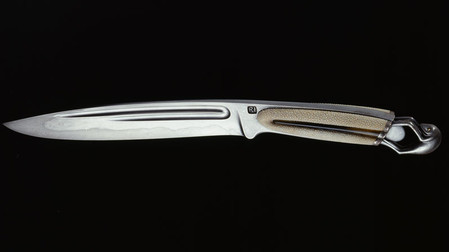 Ножи или скульптуры? Коллекция  NEL & HOFFMANN — фото 3