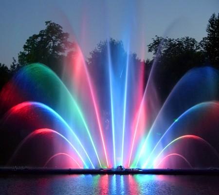 Самые необычные и красивые фонтаны. Но не все ))) — фото 18