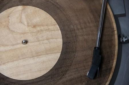 Деревянные пластинки, оказывается, неплохо звучат