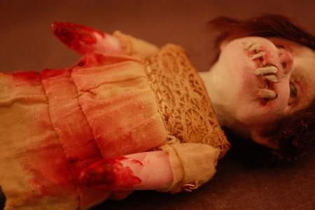 Зомби, монстры, вампиры и прочие куклы Камиллы Млынарчик — фото 23