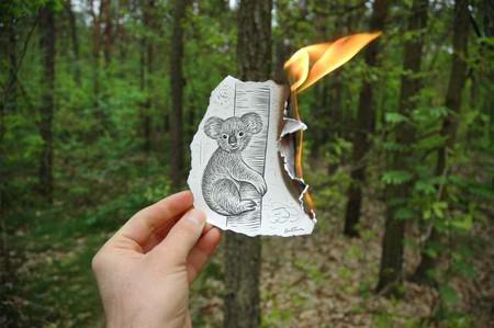 С огнем еще интереснее