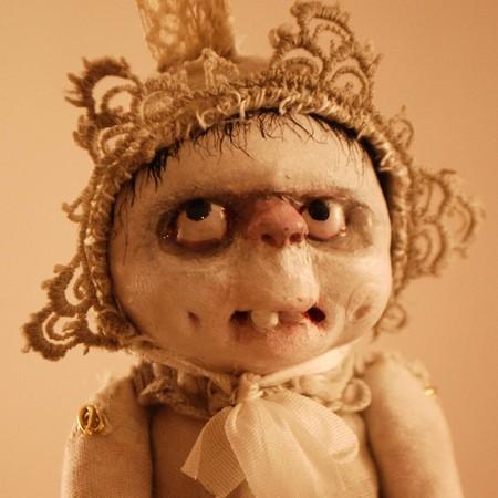 Зомби, монстры, вампиры и прочие куклы Камиллы Млынарчик — фото 13