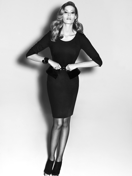 Обновленная классика – одежда от Caterina Leman — фото 13