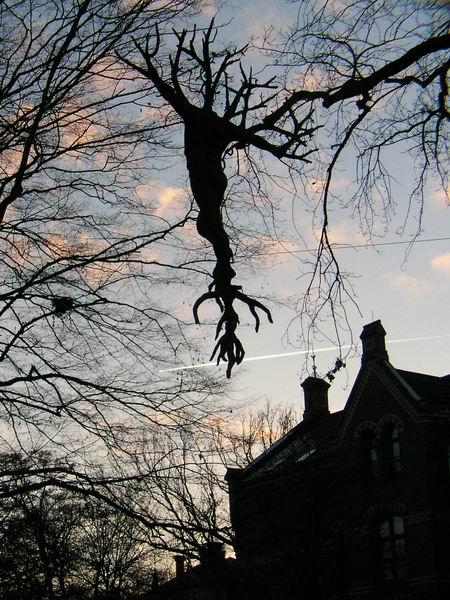Скульптуры в воздухе от Jerzy Kedziora — фото 5