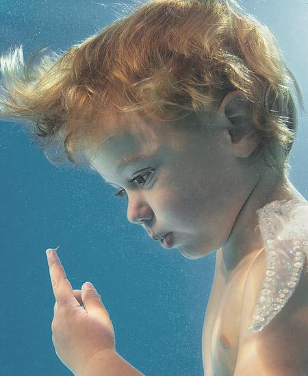 Zena Hollоway – редкий подводный фотограф — фото 15